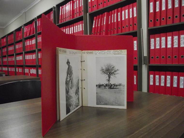 5. Copies of photographs in the reading room of the Western Cape Archives and Records Service